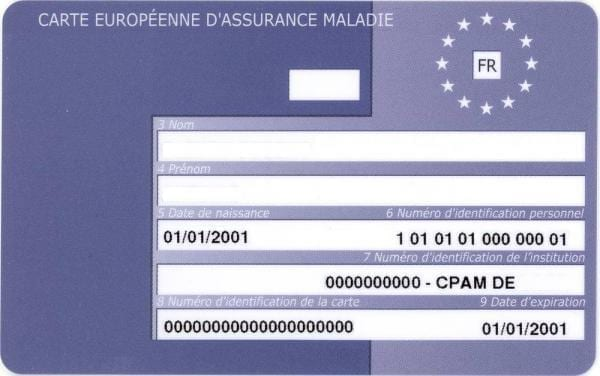 EHIC (European Health Insurance Card)