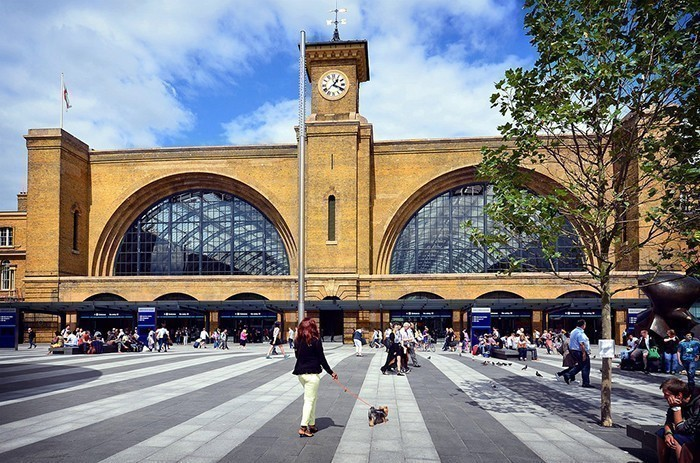 Everything You Ever Wanted to Know About King's Cross Station