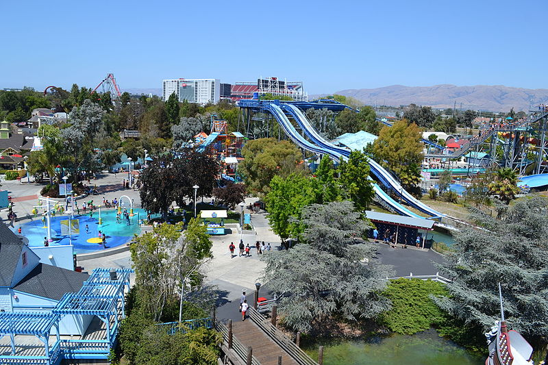 大美洲主題公園 (California's Great America)