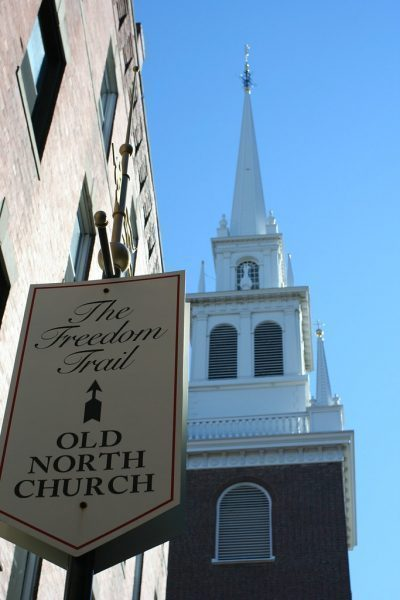 老北教堂 (Old North Church)