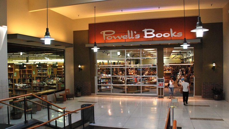 鮑威爾書店 (Powell's City of Books)