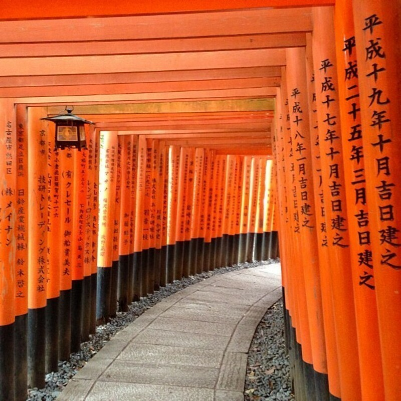 伏見稻荷大社 (Fushimi Inari-taisha Shrine)