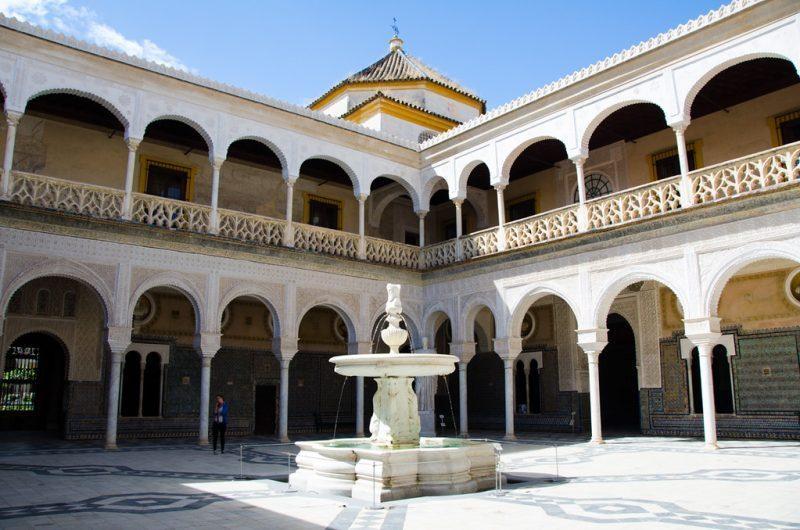 彼拉多官邸 (Casa de Pilatos)
